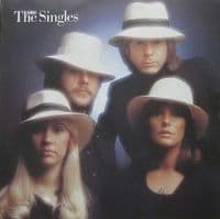 ABBA The Singles - The First Ten Years Vinyl Record LP Epic 1982